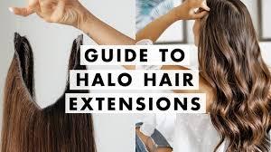 wear halo hair extensions luxy hair