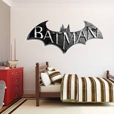 Arkham Knight Wall Decal Superhero Wall Design Primedecals