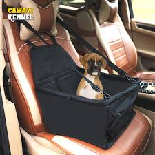pet carriers dog car seat cover