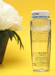 is lancôme bi facil face makeup remover