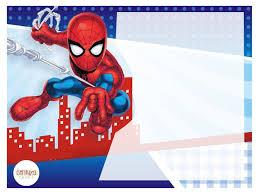 Pin De Carla Rodrigues En Festa Cumpleanos Spiderman Invitacion