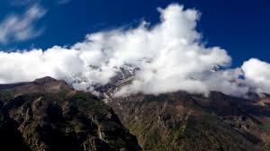مشاهد جبال وسحب غيوم متحركة خلفيات للفيديو للمونتاج بدون حقوق