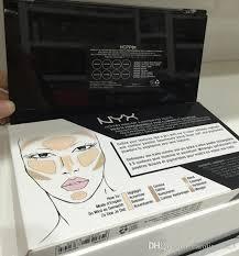nyx highlight contour cream pro