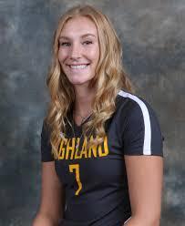 Abby Williams - Volleyball - Highland Community College Athletics