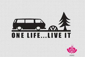 Volkswagen Camper Sticker Decal By Vinylgem On Etsy Volkswagen Camper Volkswagen Vw Campervan