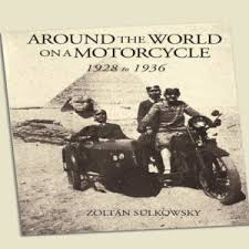 motorcycle travel and adventure books