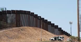 Basically Donald Trump S Border Wall Already Exists Mother Jones