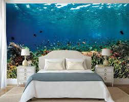 Space Broken Wall Decal 3d Wallpaper 3d Wall Decals 3d Etsy In 2020 Wallpaper Walls Bedroom Coral Walls Wallpaper Bedroom