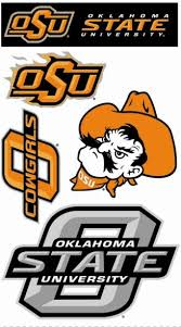 Osu Oklahoma State University Cowboys Wall Decals Removable Wall Stickers Free Shipping Available