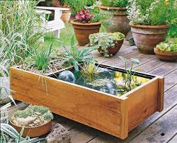 don t have room for a water garden try