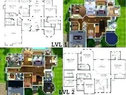 pictures home plans for large families