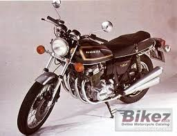 1979 honda cb 750 k specifications and