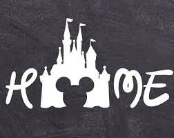 Disney Yeti Decal Disney Tumbler Sticker Castle Cup Vinyl Etsy Yeti Decals Disney Yeti Tumbler Stickers