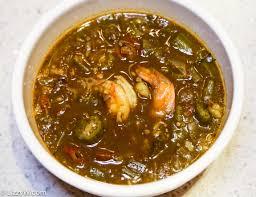 Weeknight gumbo recipe