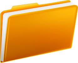 Download Yellow Folders HQ PNG Image | FreePNGImg