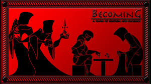 Steve's Gamer Blog: Becoming, by Brian Engard