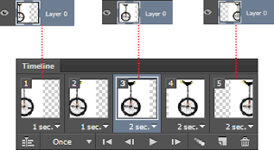 create frame animations in photo