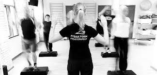 hold fysisk form fitness
