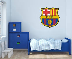 Fc Barcelona Logo Wall Decal For Home Buy Online In Antigua And Barbuda At Desertcart