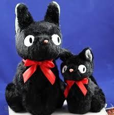 Kiki S Delivery Service Jiji The Black Cat Plush Doll Toys Set Of 2 Gift 535998510