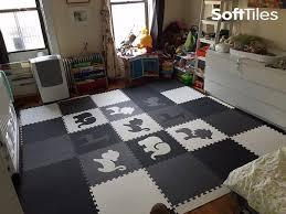 Safari Play Mat Foam Playmats Softtiles