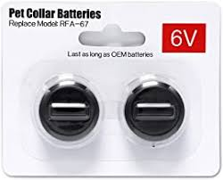 Amazon Com Fidos Fences Batteries Rfa 67