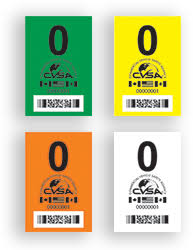 About Inspection Decals Cvsa Commercial Vehicle Safety Alliance