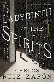 Amazon.com: The Labyrinth of the Spirits: A Novel (Cemetery of ...