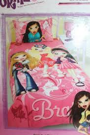 bratz single bed quilt cover set brand