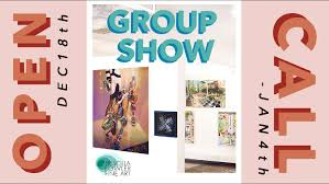 Open Call: Group Show - 21 DEC 2019