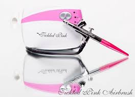 tickled pink airbrush makeup kit review