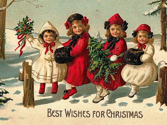 "Image result for christmas vintage images"""