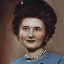 Edna Geraldine West Obituary - Visitation & Funeral Information