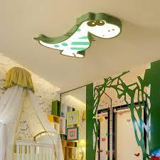 Kids Room Ceiling Lamp For Children Bedroom Lighting Led Remote Control Dinosaur Animal Boy Room Ceiling Light Kids Room Nursery Ceiling Lights Aliexpress