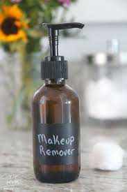 diy makeup remover with just two