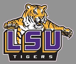 Louisiana State University Lsu Tigers 6 Premium Vinyl