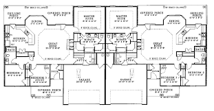 6 bedroom house plans home design ideas