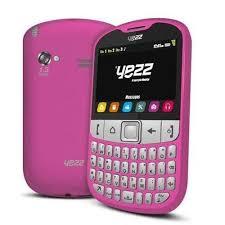 Refurbished Yezz Fashion F10 - Pink ...