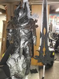 Black Desert Online Warrior Armor WIP 7 ...