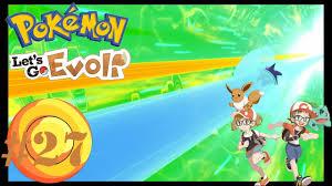 LP Together: Pokémon: Let's Go, Evoli! #27: Tauschen um Sabrina ...