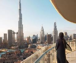 dubai is known as the city of business