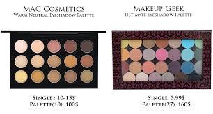 mac makeup geek eyeshadows