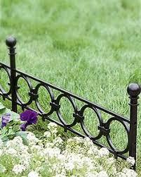 10 Garden Border Fencing Ideas Garden Borders Garden Garden Edging