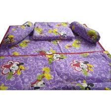 naman cartoon printed baby bedding set