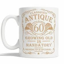 men vine coffee cup 60 gift idea