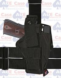 tactical thigh holster nylon