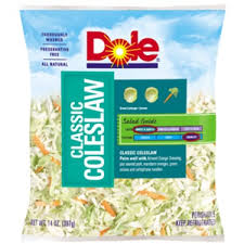 dole clic coleslaw blend reviews in