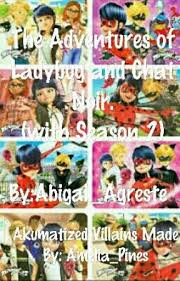 Adventures Of Ladybug And Chat Noir (With Season 2) - Chapter 28 identity  revealed (part 1) - Wattpad