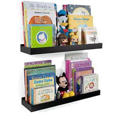 Wallniture Philly Nursery Bookshelf Floating Book Shelves For Kids Room 31 For Sale Online Ebay
