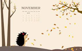 46 november 2019 calendar wallpapers